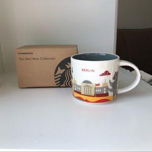 🆕 Starbucks Berlin Mug